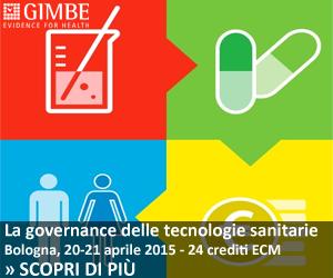GIMBE - La Governance delle Tecnologie Sanitarie
