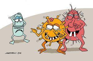 Consumo di antibiotici e antibiotico-resistenza