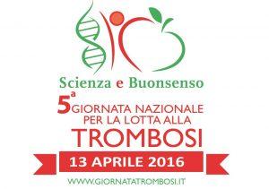 13 aprile: quinta edizione della Giornata nazionale per la lotta alla trombosi