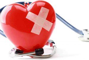 1 paziente su 4 sviluppa insufficienza cardiaca entro 4 anni dopo un infarto miocardico