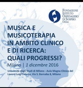 Musica e musicoterapia in ambito clinico e di ricerca: quali progressi?