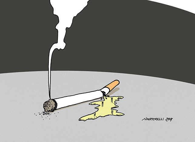 Fumo pericoloso