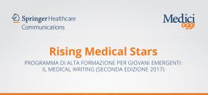 Rising Medical Stars 2017 II Edizione