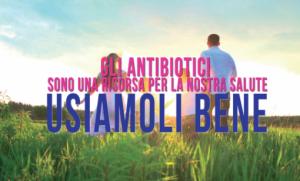 La campagna per il buon uso degli antibiotici