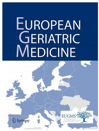 <em>European Geriatric Medicine</em>: nuova rivista acquisita da Springer