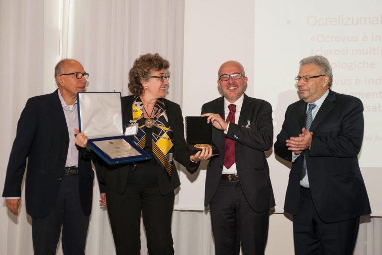"""Nuovi dati su ocrelizumab, vincitore del Prix Galien Italia 2018 nella categoria """"Farmaci Biologici"""""""