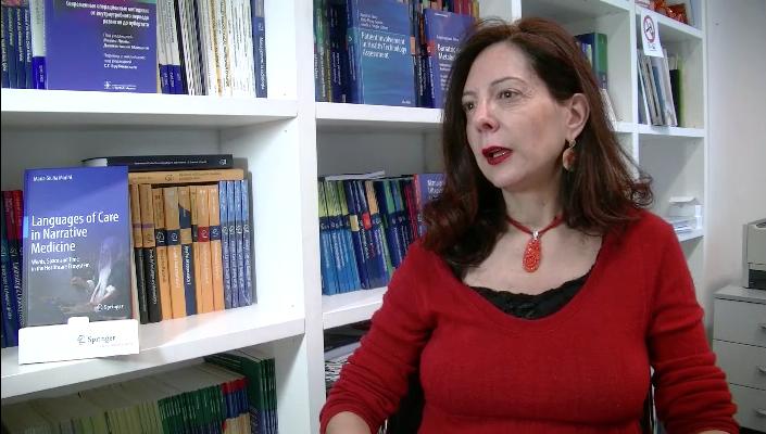 Languages of Care in Narrative Medicine - Intervista a Maria Giulia Marini