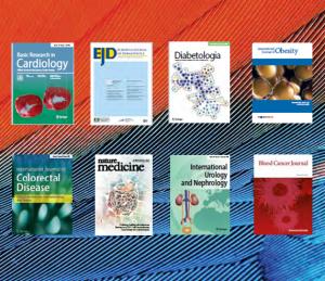 Springer Healthcare presenta la collezione delle migliori riviste di area clinica e biomedica del gruppo Springer Nature