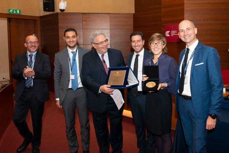 Prix Galien Italia 2019 / Alnylam Pharmaceuticals premiata per un farmaco innovativo basato sulla tecnologia RNAi