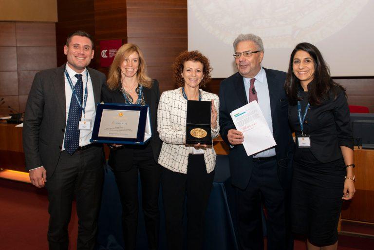 """Prix Galien Italia 2019 / Luxturna di Novartis vince il premio per le """"Terapie Avanzate"""""""