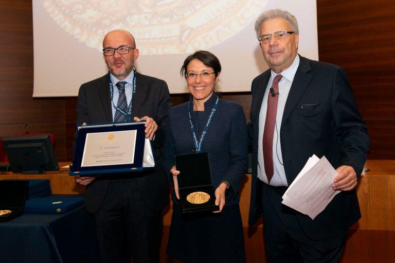 Prix Galien Italia 2019 / Farmaco oncologico di Novartis vince tra i prodotti di sintesi chimica