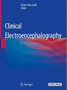Nuova edizione in lingua inglese di Clinical Electroencephalography del prof. Oriano Mecarelli
