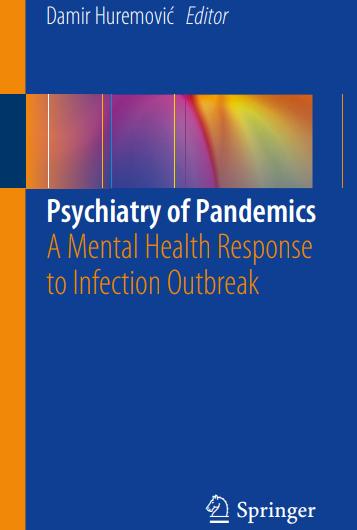 Psychiatry of Pandemics: gli operatori della salute mentale nella gestione delle epidemie