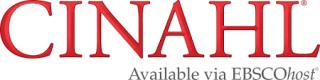 La rivista MR – Medicina Riabilitativa, organo ufficiale di SIMFER, indicizzata su CINAHL
