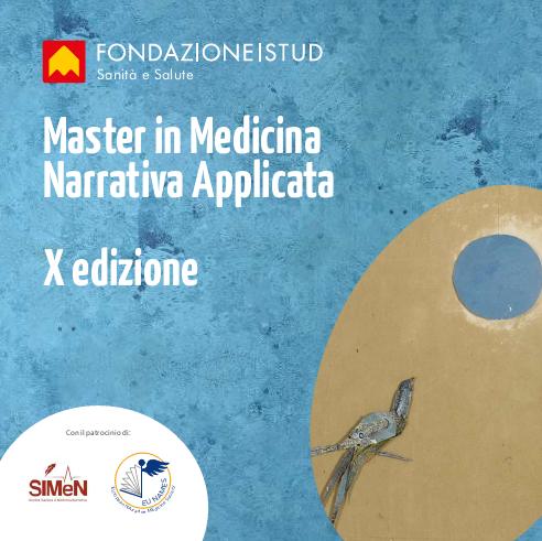 Nuova edizione del Master in Medicina Narrativa Applicata, da gennaio 2021