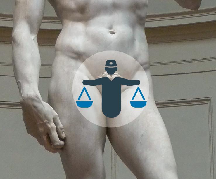 L'asimmetria dei testicoli: l'arte dell'uomo di pendere sempre da una parte
