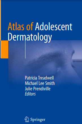 Atlas of Adolescent Dermatology: nuovo libro Springer Nature