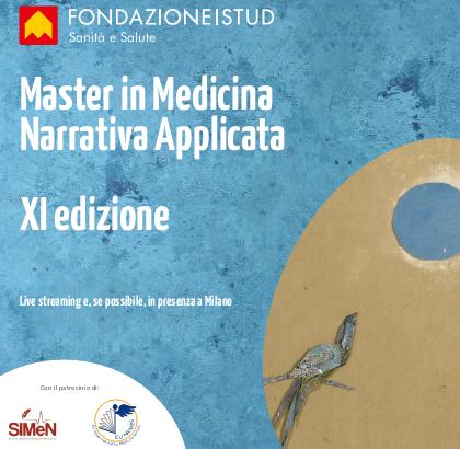 L'Area Sanità e Salute della Fondazione ISTUD presenta la nuova edizione del Master in Medicina Narrativa Applicata, in avvio da ottobre 2021